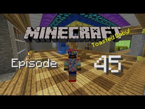 Toasted Plays: Minecraft – Episode 45 – Non-Cheaty Gift Giving – 2MineCraft.com