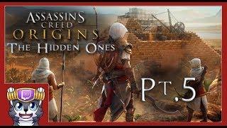Assassin's Creed Origins : The Hidden Ones Pt.5