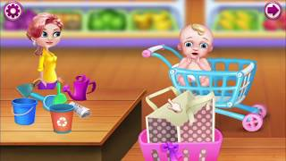 Supermarket Game For Kids- Baby game