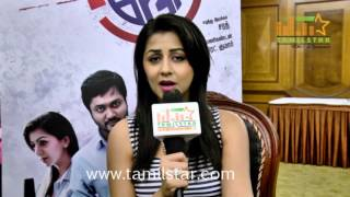 Nikki Galrani At KO 2 Movie Team Interview