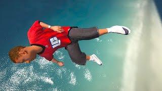GTA 5 Water ragdolls | SPIDERMAN Jumper/Falls Compilation ep.9 (Euphoria physics FunnyMoments)