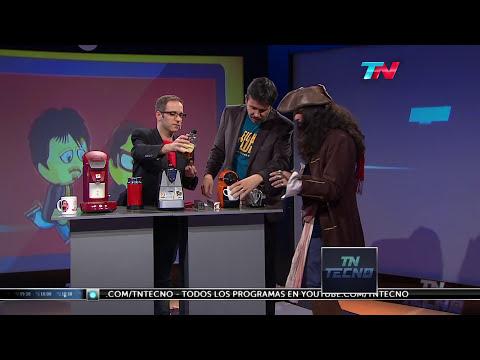 TN Tecno 241-2 Cafeteras monodosis Philips, Oster y Nespresso