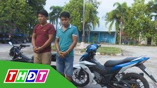 Bắt đối tượng cướp giật trên đường dẫn cầu Cao Lãnh - Vàm Cống | THDT