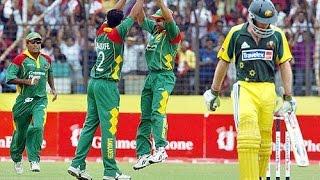 Bangladesh Vs Australia Highlights Bangladesh Win 2005 ! Bangladesh Vs Australia Full Match