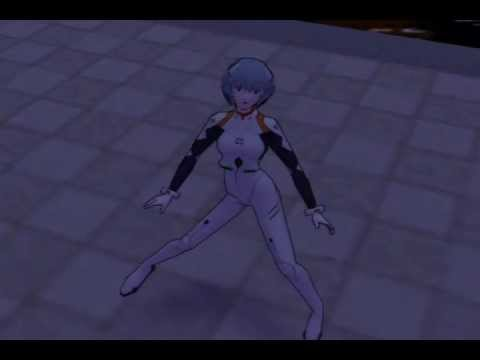 Cell Absorbs Rei video