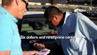 Dollar Rent a Car Gas Receipt Scam