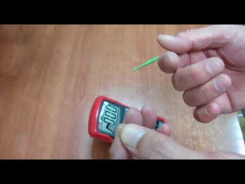 Uso del MULTÍMETRO (Polímetro)