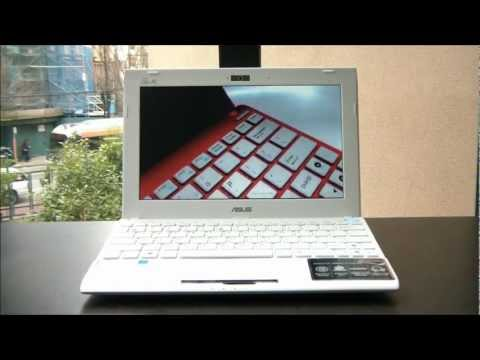 Eee PC 1025C Flare Netbook Hands-on Review