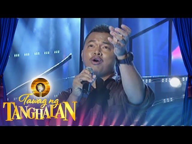 Tawag ng Tanghalan: Alfred Relatado | My Special Angel