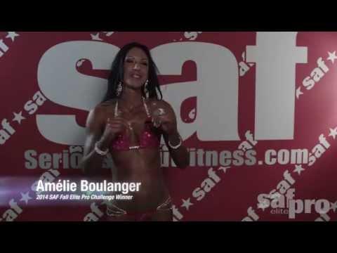 Amélie Boulanger 2014 SAF Fall Spectacular Interview