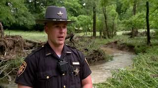 Deputies: Tuscarawas County woman swept away in floods