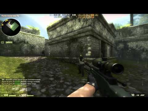 Counter-Strike: Global Offensive - Aztec