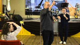 Conference 2014, Revival Generation (Pastor Chris & Pastor Randy) in Kursk, Russia-Day 1- Part 2