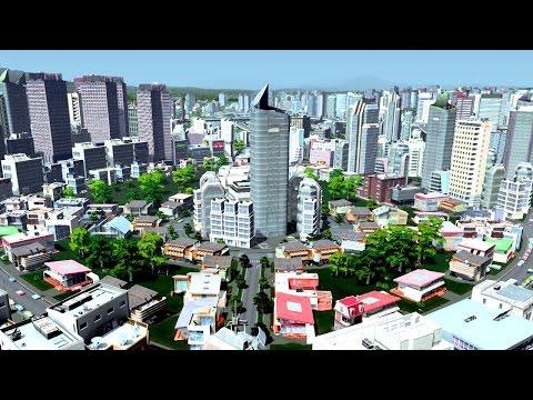 Cities: Skylines - Test / Review zur Städtebau-Sim