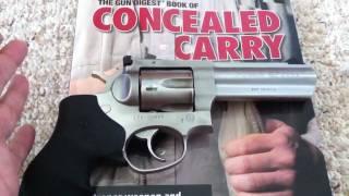 Hmonghot com ruger gp100 357 magnum revolver shooting