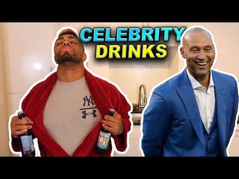 What if Derek Jeter was a Drink? Celebrity Drinks - Derek Jeter and @Marlins
