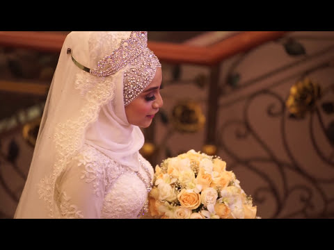 Saiful Azhar & Natasha Ghani Habib - Mehndi & Solemnization