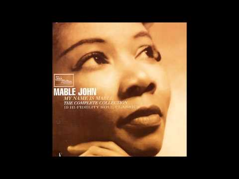 Mable John - Left Over Love