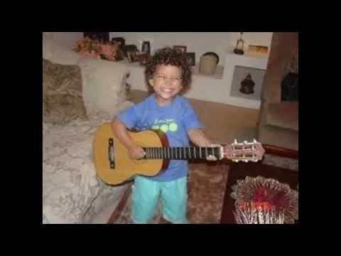 Homenagem Ao Nicolas Filho Da Aline Barros video