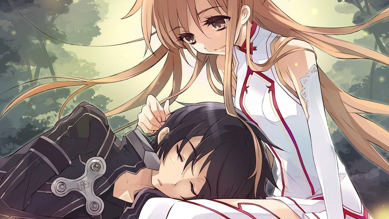 ... from romance animes! 2013 kissing scenes/love moments - YouTube