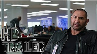 My Spy - Official Trailer (New 2019) Dave Bautista, Kristen Schaal Comedy Action Movie