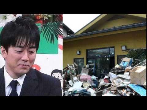 安住紳一郎のゴミ屋敷でトイレを借りた話。