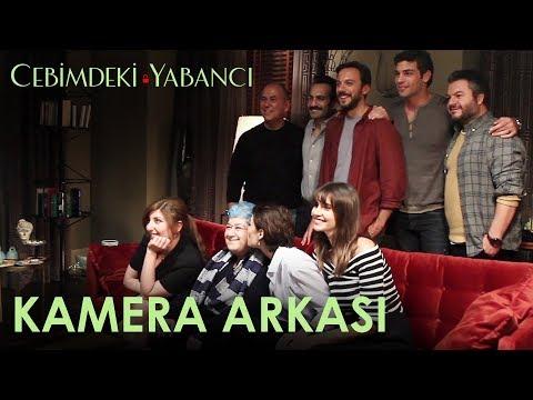 Cebimdeki Yabancı - Kamera Arkası (2 Şubat'ta Sinemalarda)