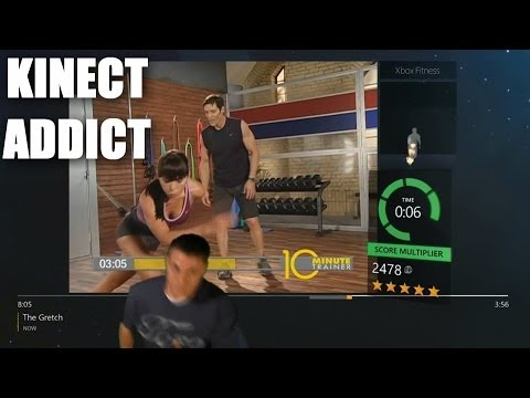 Xbox One Fitness Free Workout Exercises Kinect