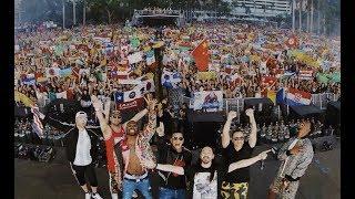 Steve Aoki Ultra Music Festival Miami 2018 Live