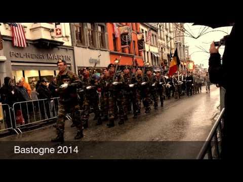 Bastogne 1944 - 2014 Defile