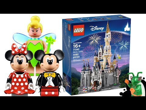 LEGO Disney Castle set - My Thoughts!