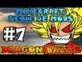 Minecraft | DRAGON BALL Z | Ep.#7 | ¡Vamos a NAMEKUSEI! | Serie de MODS