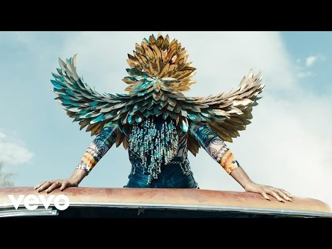 Dawn Richard Wake Up (A Fashion Film) pop music videos 2016