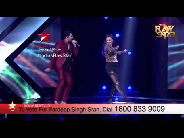 India's Raw Star - Vote for Pardeep