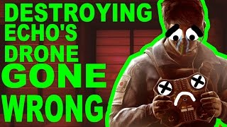 THIS IS WHY YOU DON'T DESTROY YOKAI - Rainbow Six Siege Funny & Epic moments