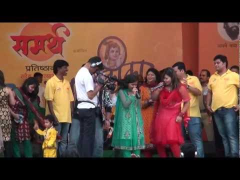 Navari Natali... By Kartiki Gaikwad In Dombivli Gokulastami 2011 video