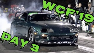 CLEETUS GOES 7.XX, Rotary Record broken TWICE @ WCF'19 Day 3 World Cup Finals