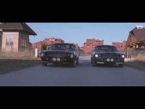 Twist Ford Mustang 2012 - Shelby GT500 Eleanor 1967  | WatchThisCar | Gone in 60 seconds