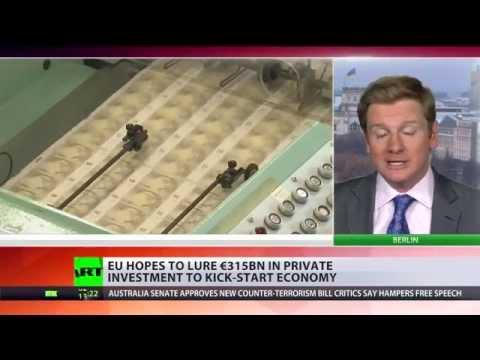 €315 Billion: EU unveils plan to revive its ailing economy