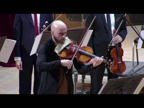 J.C.Bach / Henri Casadesus Viola Concerto in c minor 3.mov.