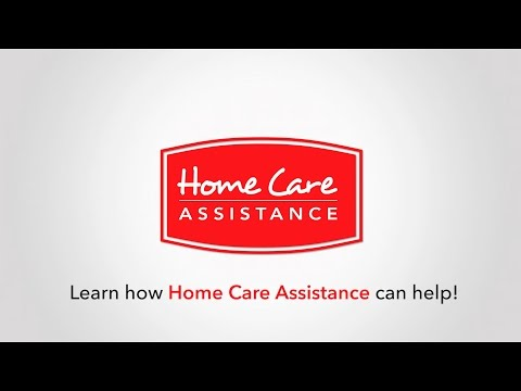 Struggling caring for an aging loved one? Home Care Assistance can help!