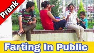 Nepali Prank - Farting In Public Prank