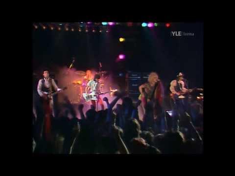 Hanoi Rocks - Up Around The Bend