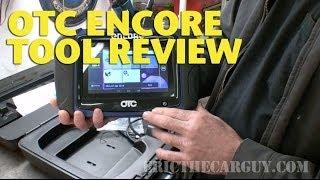 OTC Encore Tool Review -EricTheCarGuy