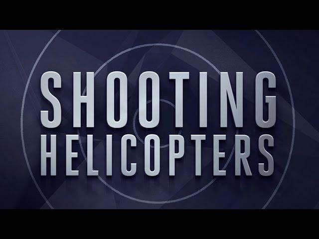 Benny Benassi feat. Serj Tankian - Shooting Helicopters (Cover Art)