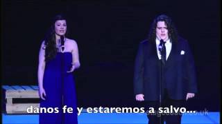 Jonathan & Charlotte - The Prayer (Subtitulos en español)