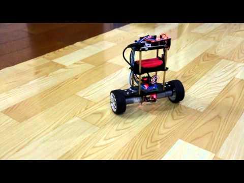 THE B-ROBOT EVO the self balancing robot - jjrobots