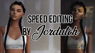 Speed editing | Sims 4 | Jordutch