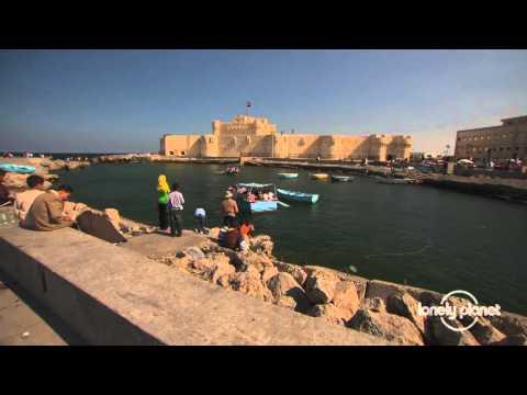 Alexandria - Egypt - Lonely Planet travel videos