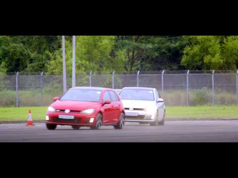 The Golf GTI Driving Experience